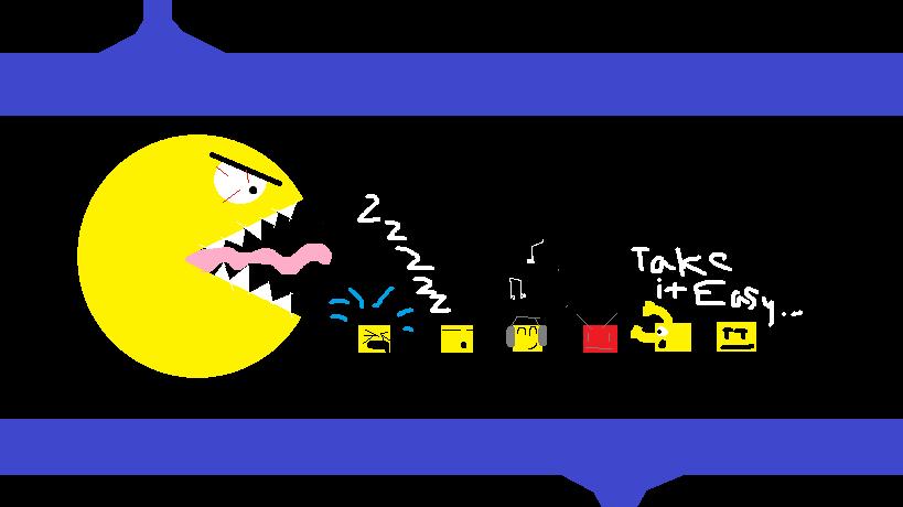 Monster Pacman!