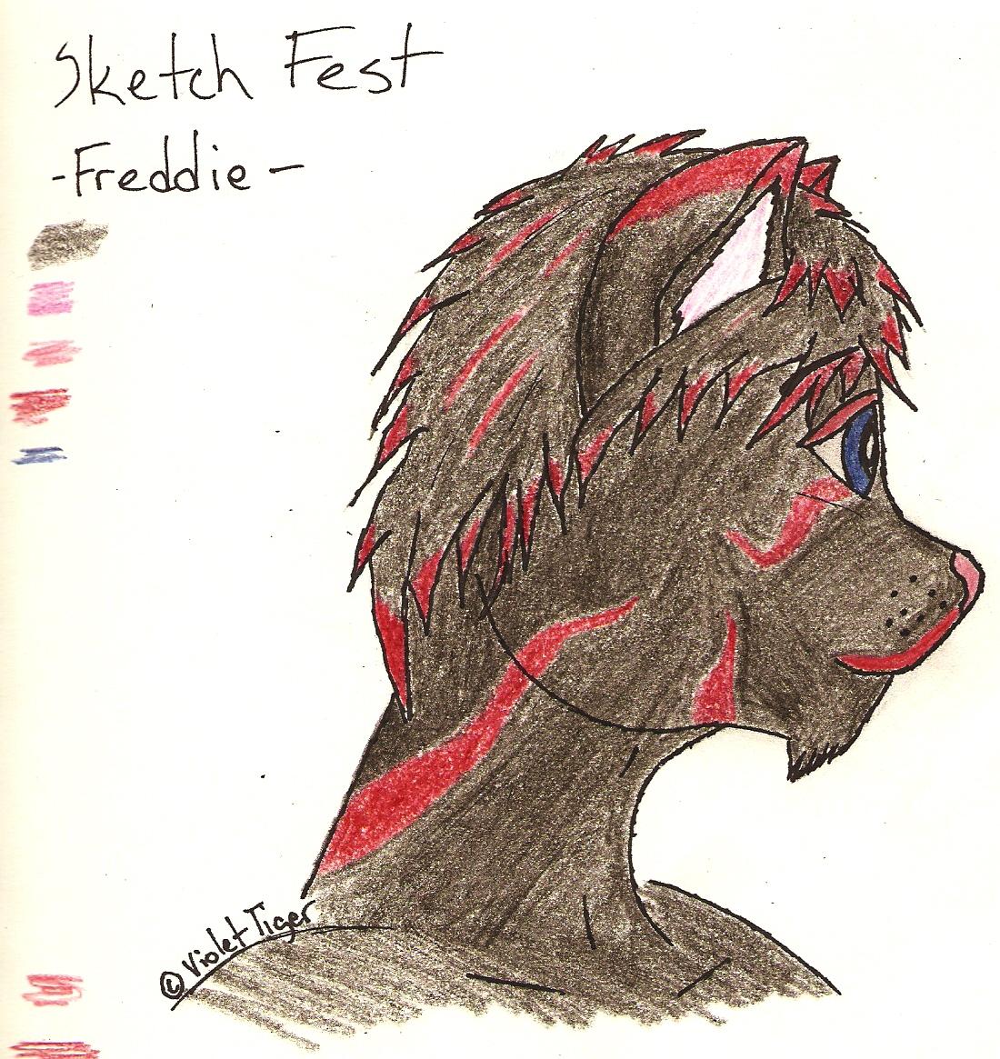 Freddie Crimson