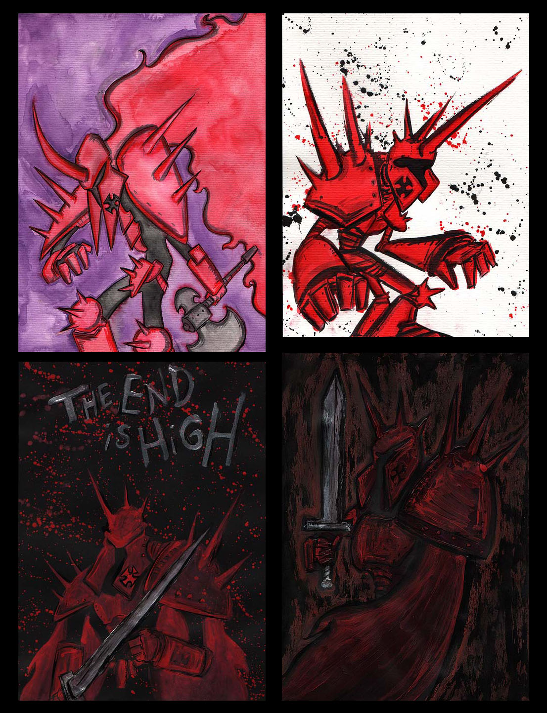 Red Baron Art Experiments