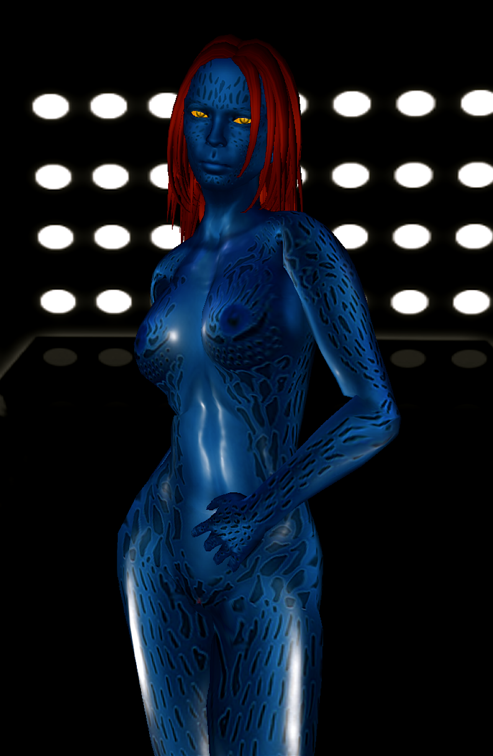 How We Like Mystique