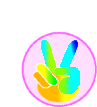 My Version of Peace Symbol