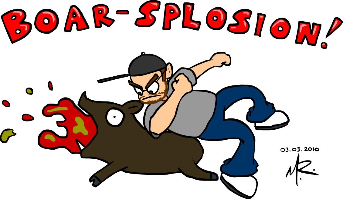 Boar-Splosion