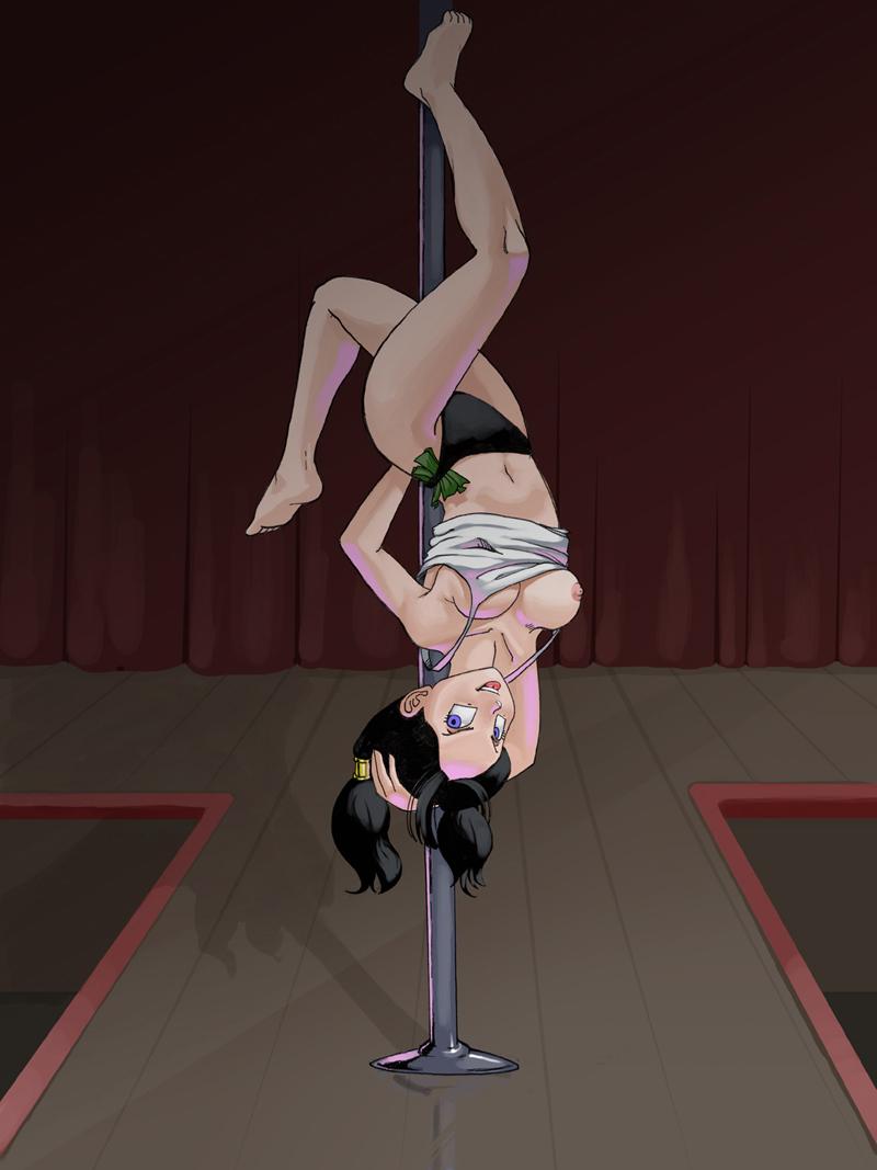 Poledancer Videl