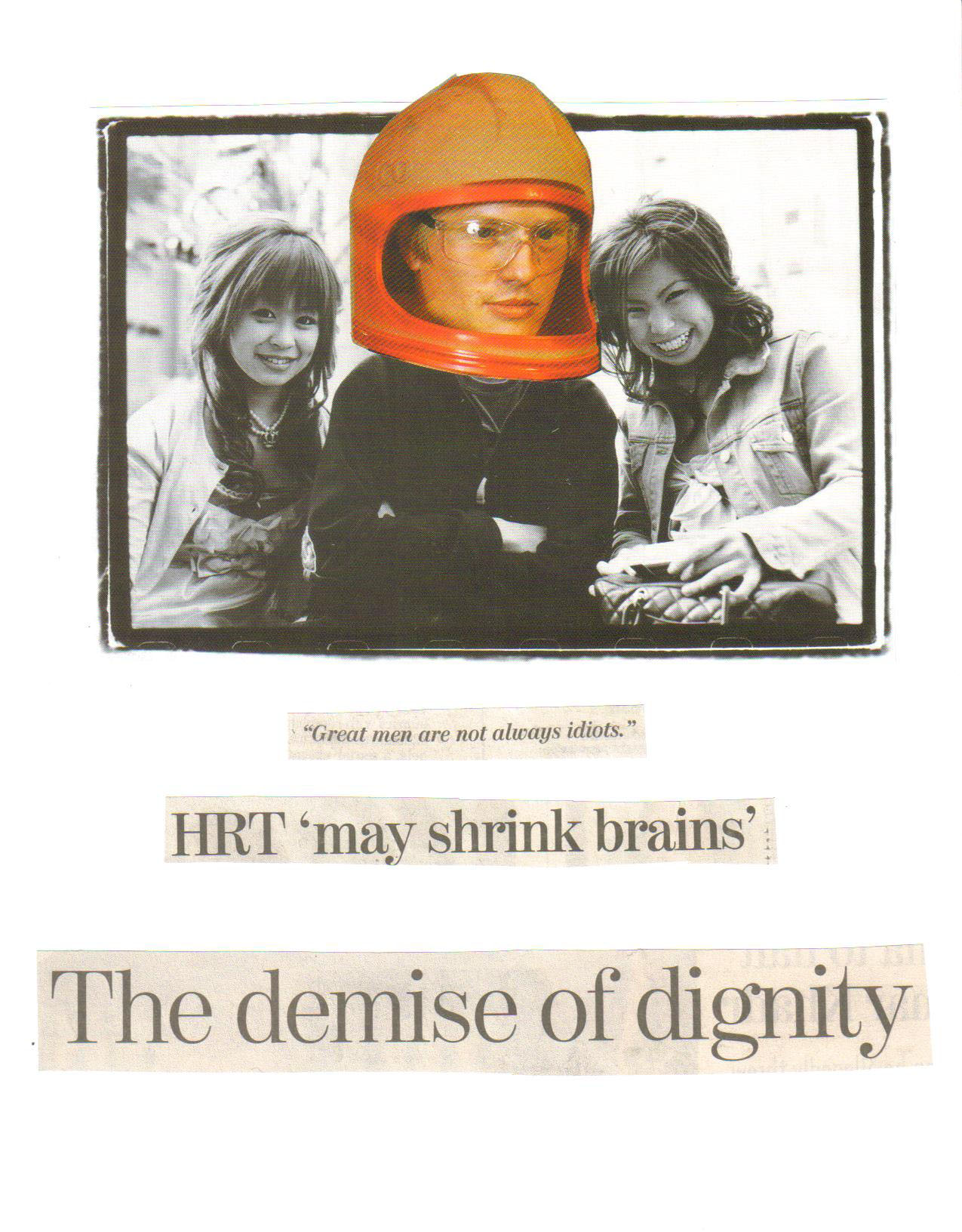"HRT ""may shrink brains"""