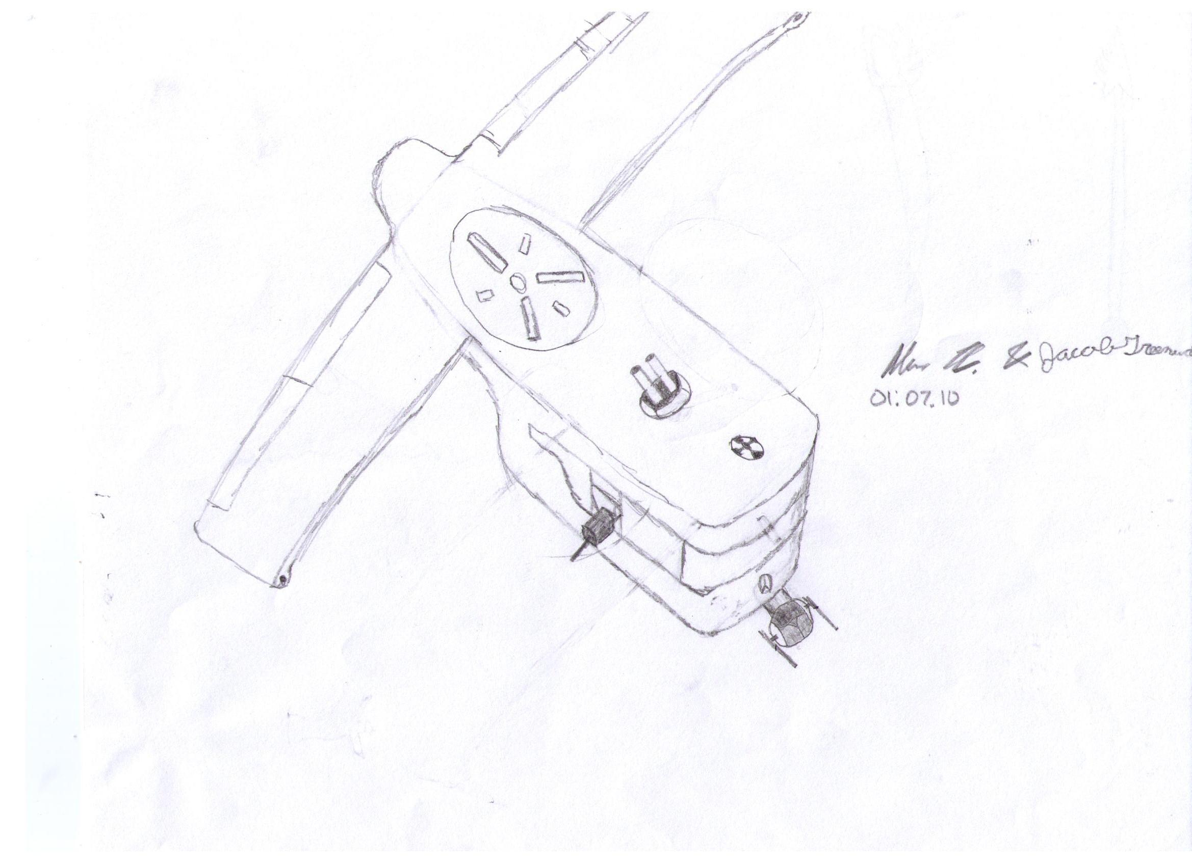 Unnamed Heavy Gunship