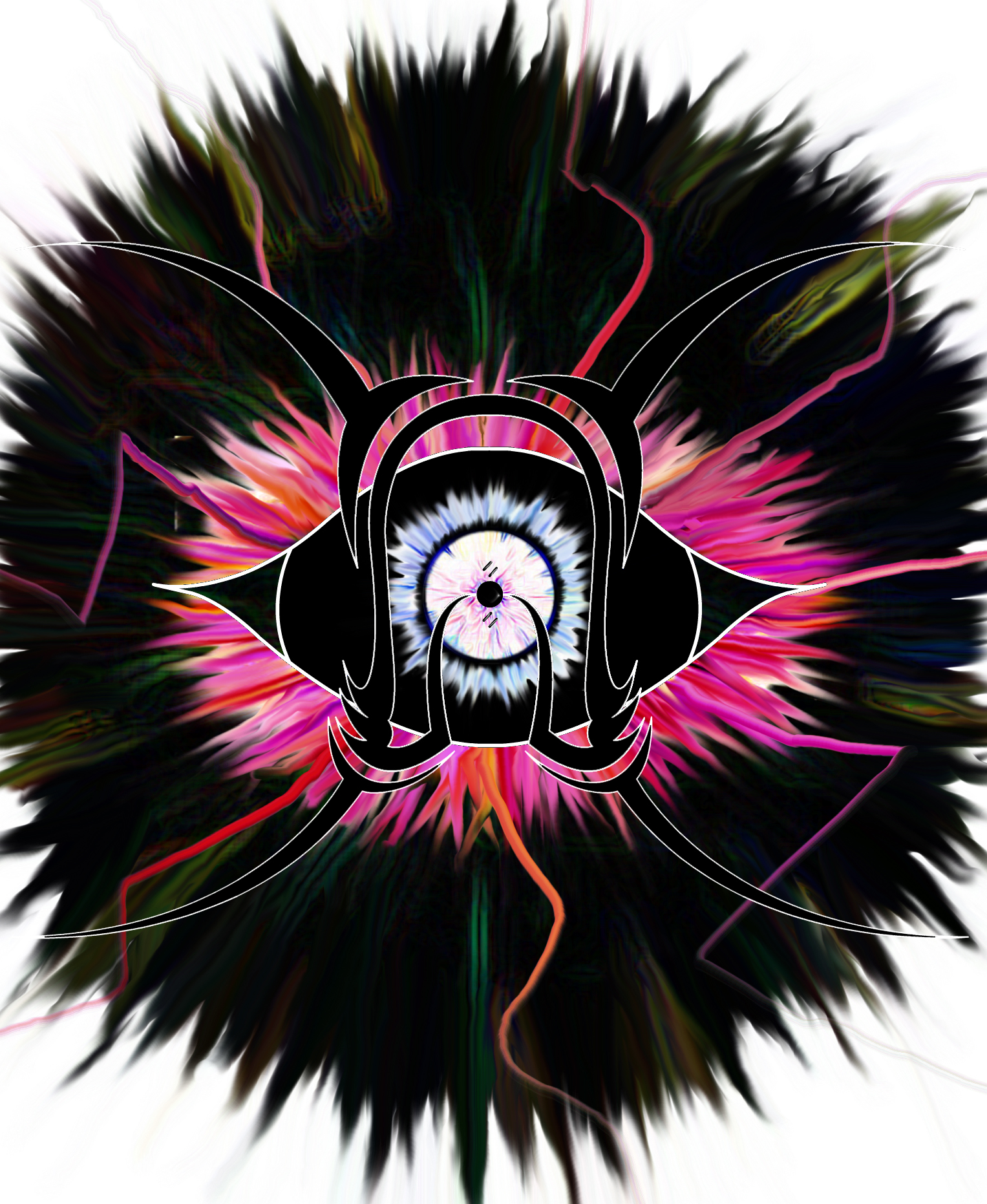 Flourescente Eye