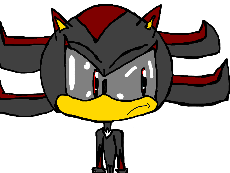 Shadow does not care.