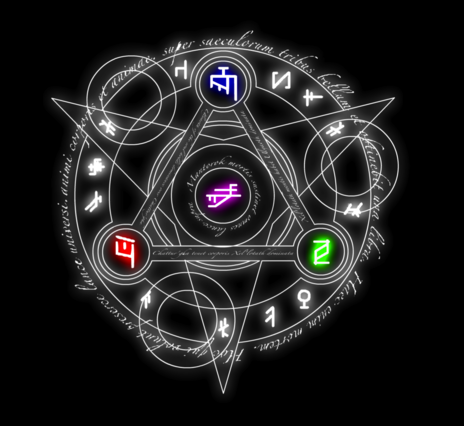eternal darkness magick circle by arch angel on newgrounds