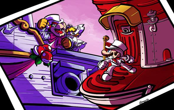 Super Mario Odyssey New Donl City Festivil Song Music List