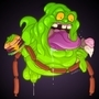 Slimer by Stamper