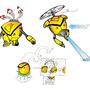 Angry Faic Bot - Blueprints 2 by JakBaronKing