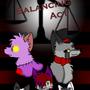 Balancing Act Cover by Ookami-Digital-Wolf