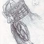 Gimli the Dwarf by Kinsei
