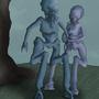 Alien Valentines by SardonicSamurai