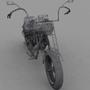 74 Harley by Kinsei
