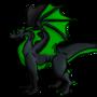 Nameless Dragon by DoodleDemon