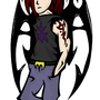 [TWEWY] OC Reaper by nickienator