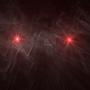 The glaring eyes by RandomlyArtistic