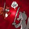 Squirrel Sword Fight