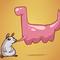 Bubblegum Dinosaur