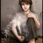 Dan Radcliffe learns magic by Bullsik
