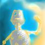 Robot Sparkz by BananasFoster