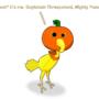 Mighty Pumpkin by Kreu-Zung