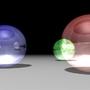 Glass Balls by Kaydea