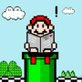 mario take a poo by callofstupid