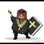 Preacher Man by jaymanimation