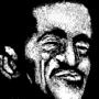 Sammy Davis Jr. in MS Paint by test-object