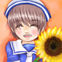 Ushio's Sunflower by exninja123