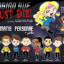 Ensign Sue Must Die characters