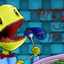 Pacman's Sumptuous Meal by Wonchop