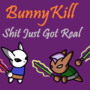 Fan made Bunnykill Background by Vultronagomical