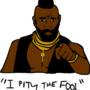 Mr. T by wobbo