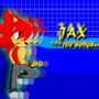 Jax The hedgehog by knucklesXsonic