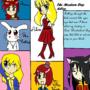 The Modern Day Alice by bevmw99