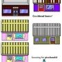 Pixelnaut's house sprites by Pixelnaut