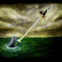 Bazooka Whale by LegendaryTigerHero
