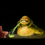 Jabba Puking by LegendaryTigerHero