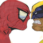 Spider Man Vs Wolverine by silveriozak