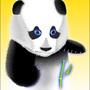 Psionic Panda by mang0Master