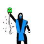 Mortal Kombat Fatality by B0r1zs