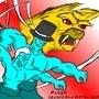 Master Oroshimonmatsusansama 2 by bluedragon9151