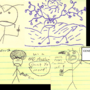 Kharn's StickyNote Maddness by Kharn-age