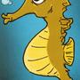 SeaHorse by MrCreeep