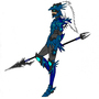 Dragoon Lancer by CyberSpirit