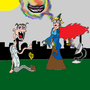 MoopyTheCylorphg n Ka-DOOPH! by RovertScott
