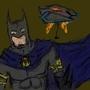 Batman by Redcavalier1001